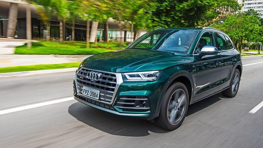 Primeiras impressões Audi SQ5 2018 - Sabor extra