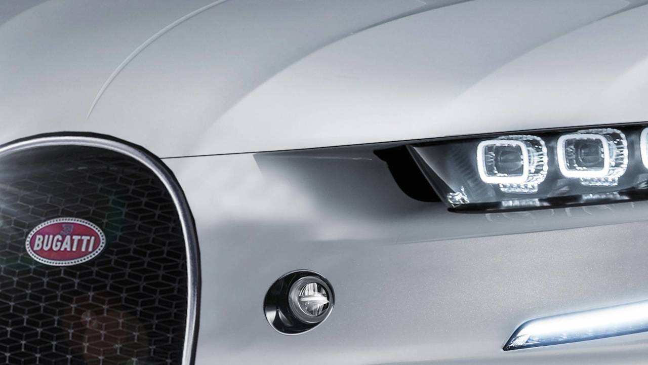 2020 Bugatti SUV
