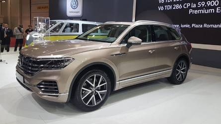 2019 VW Touareg Adds Tech And Luxury While Slashing Weight