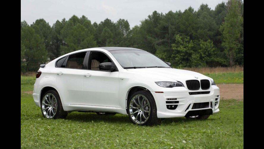 BMW X6 by Status Design