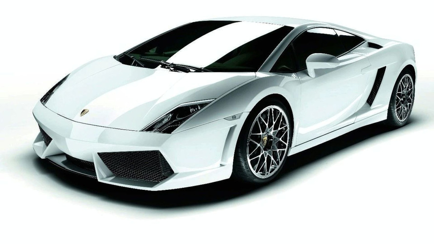 Lamborghini Promo Video of LP560-4 Drifting