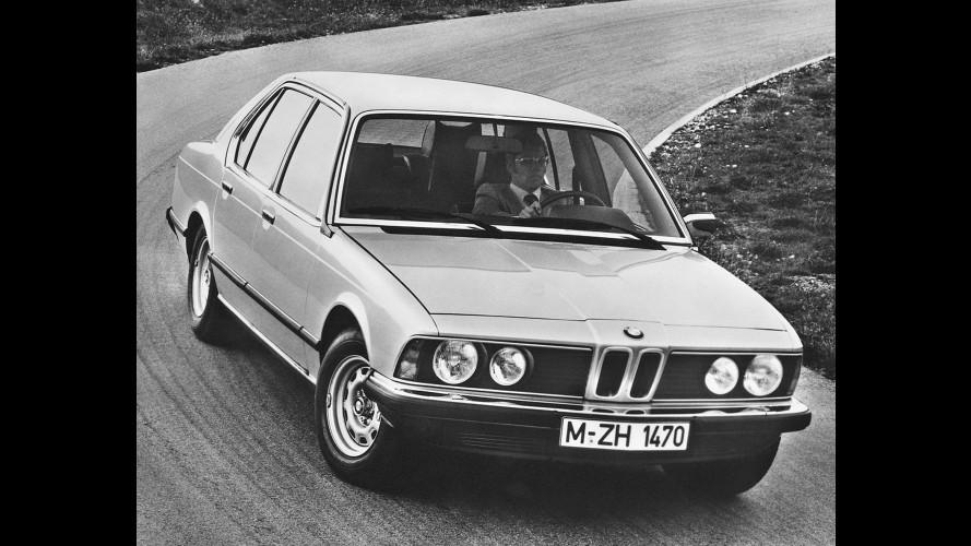 BMW Serie 7, una storia lunga 30 anni