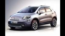 Novo Fiat Trekking (500X) poderá ter sua estreia antecipada para o Salão de Paris