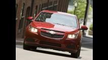 GM anuncia recall de 154 mil unidades do Cruze na América do Norte