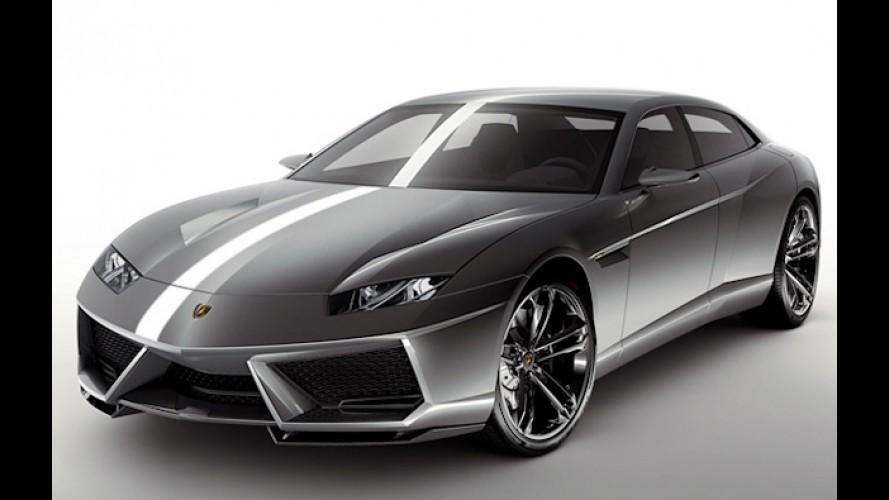 Lamborghini planeja modelo para o dia-a-dia