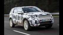 Land Rover: provável Discovery Sport de produção aparece em miniatura