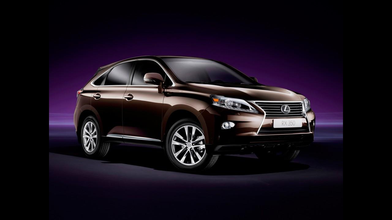 Lexus estuda crossover de entrada baseado na nova geração do Toyota RAV4