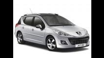 Novo Peugeot 208 não terá versões S.W e CC