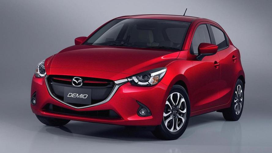 2015 Mazda2 Euro-spec specifications released