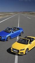 Audi TT and TTS Roadsters