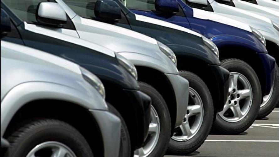 Il settore del noleggio auto non sfugge alla crisi