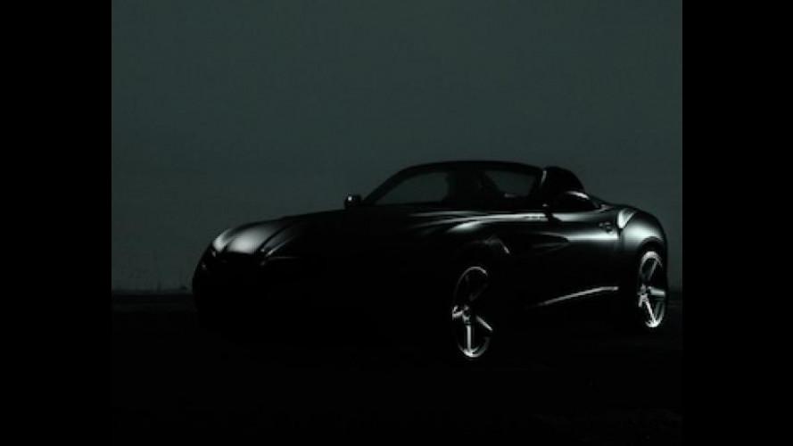 Una nuova BMW Z4 rivista da Zagato
