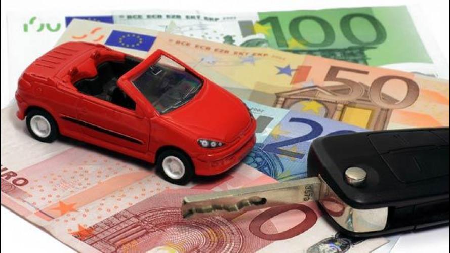 RC auto, costosa e