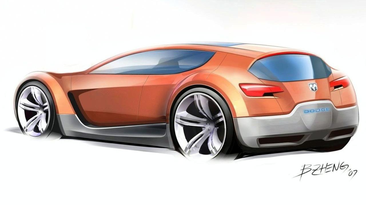 Dodge Zeo Hybrid Concept