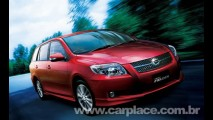 Nova geração da perua Corolla Fielder chegará no 1º semestre de 2009