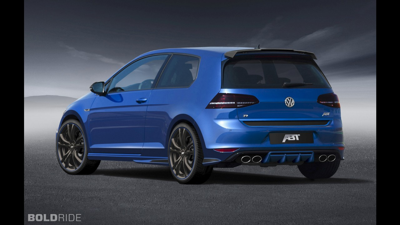 abt volkswagen golf vii r. Black Bedroom Furniture Sets. Home Design Ideas