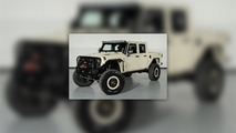 2012 Jeep Wrangler Bandit Supercharged Hemi Pickup