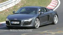 SPY PHOTOS: Audi RS 8