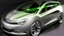 Chery Shooting Sport Concept