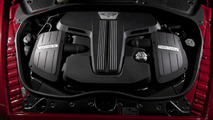 2012 Bentley Continental GT V8 engine bay