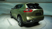 Nissan Hi-Cross Concept live in Geneva 06.03.2012