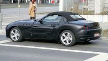 BMW Z9 spy