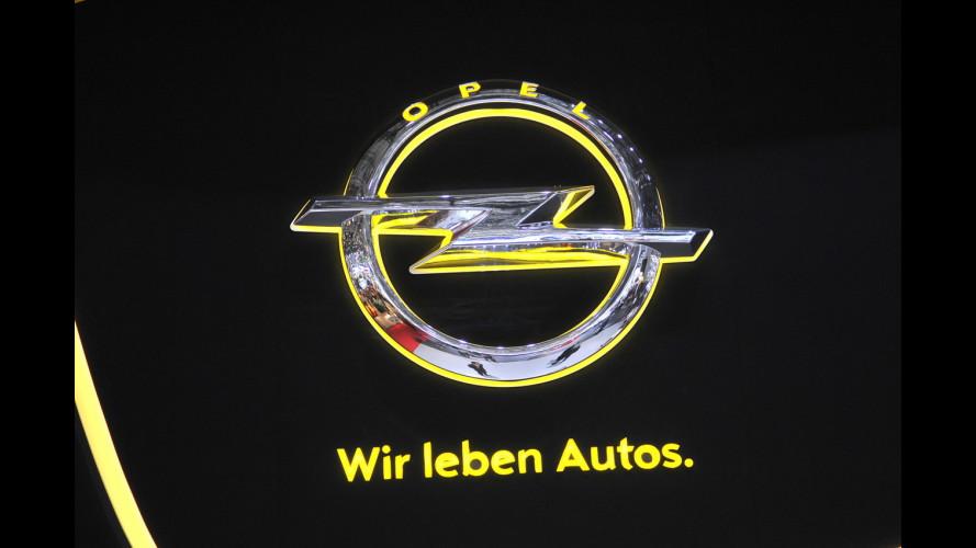 Opel al Salone di Ginevra 2012