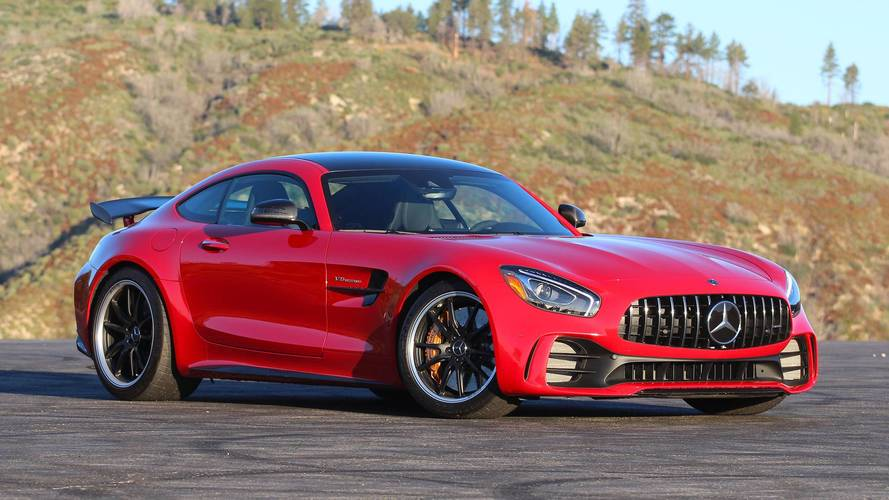 2018 Mercedes-AMG GT R Review: Worth Waking Up For