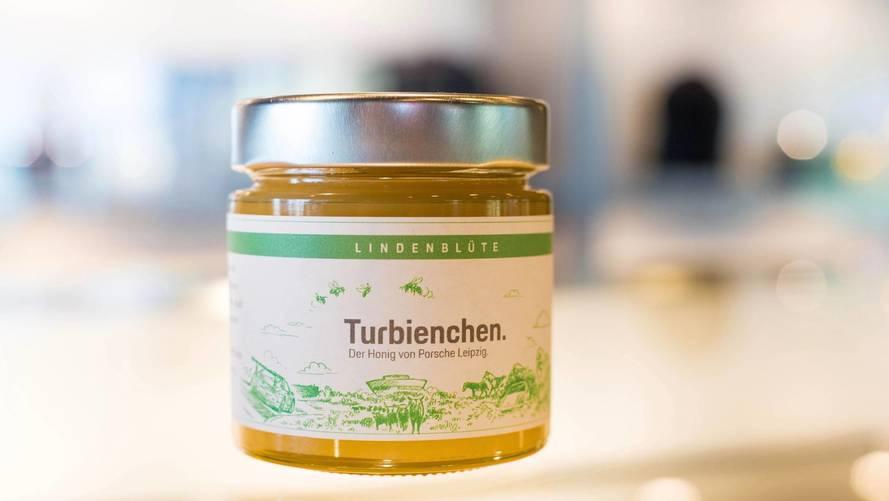 Porsche presenta su miel Turbienchen