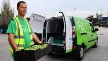 Felix Project using electric Renault van