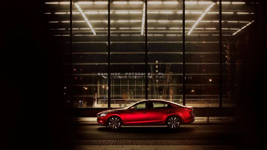 Mazda lining up 6 saloon and innovative engine for Geneva show