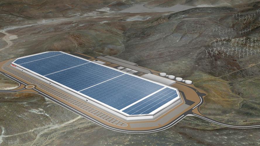 Tesla inaugure sa première Gigafactory
