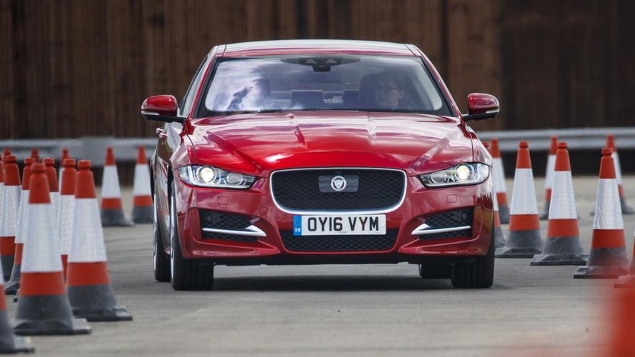 Jaguar Land Rover - Testes