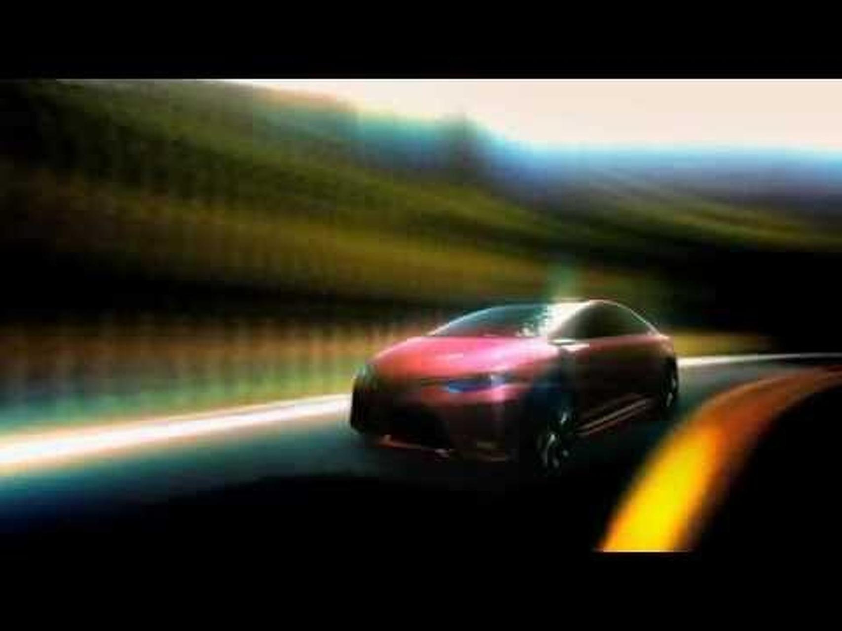 2012 Toyota NS4 Advanced Plug-in Hybrid Concept Design