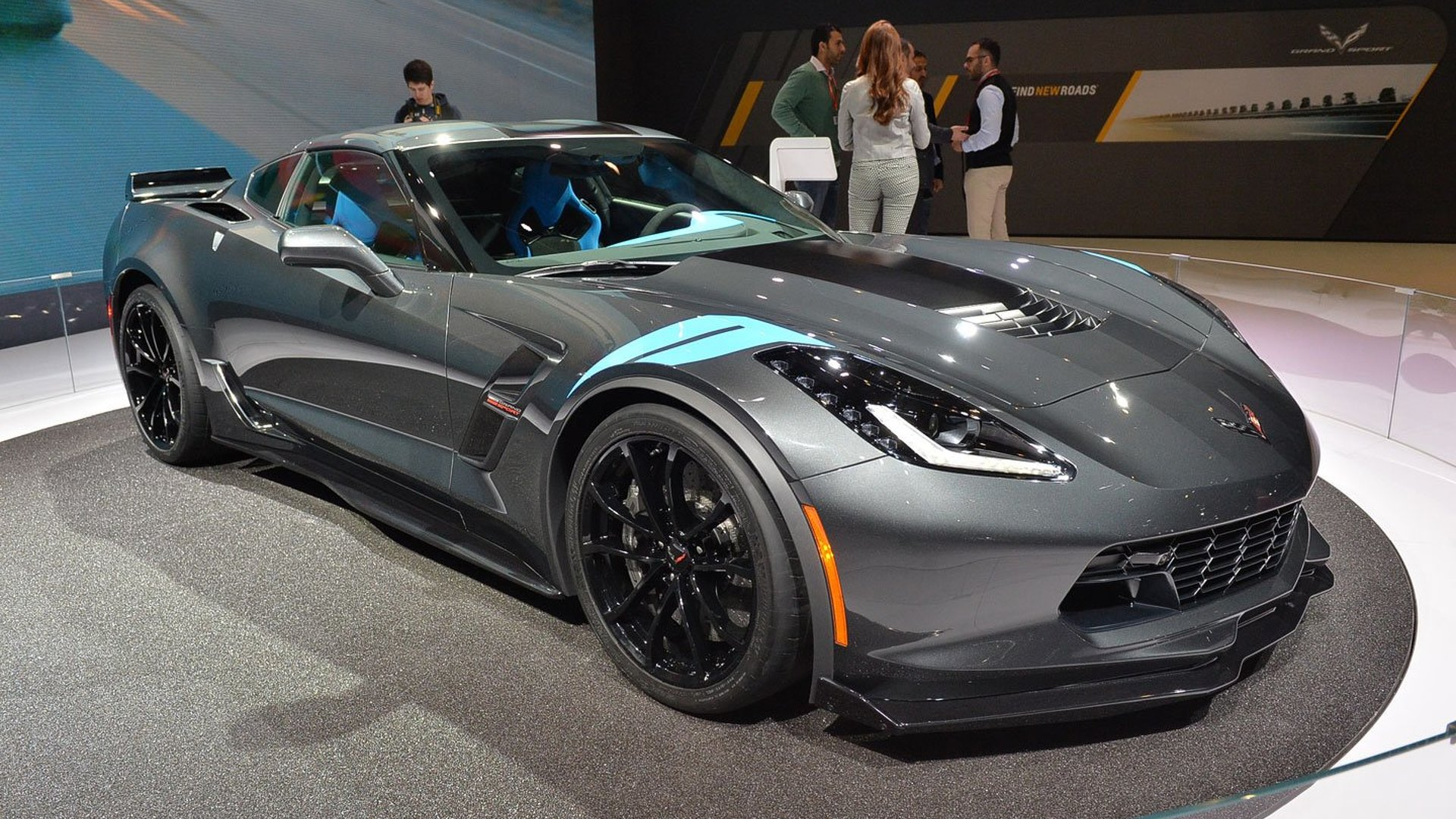 2017 corvette grand sport unveiled with 460 hp. Black Bedroom Furniture Sets. Home Design Ideas