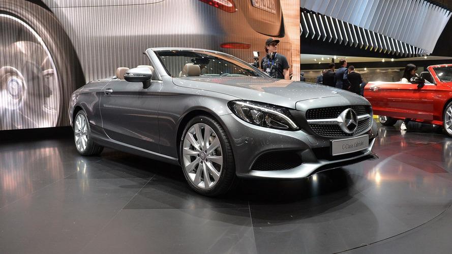 Mercedes-Benz C Serisi