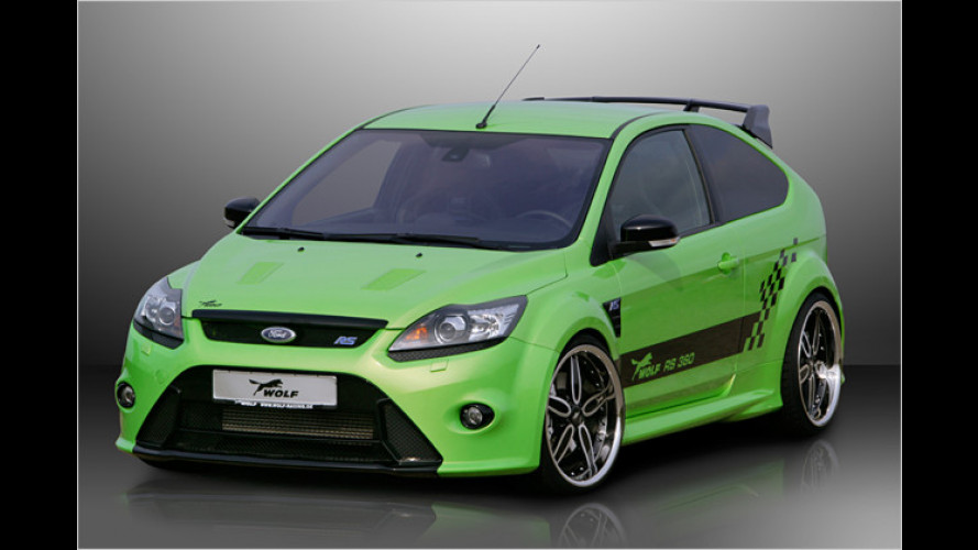 Wolf Racing: Satte 360 PS für den Ford Focus RS