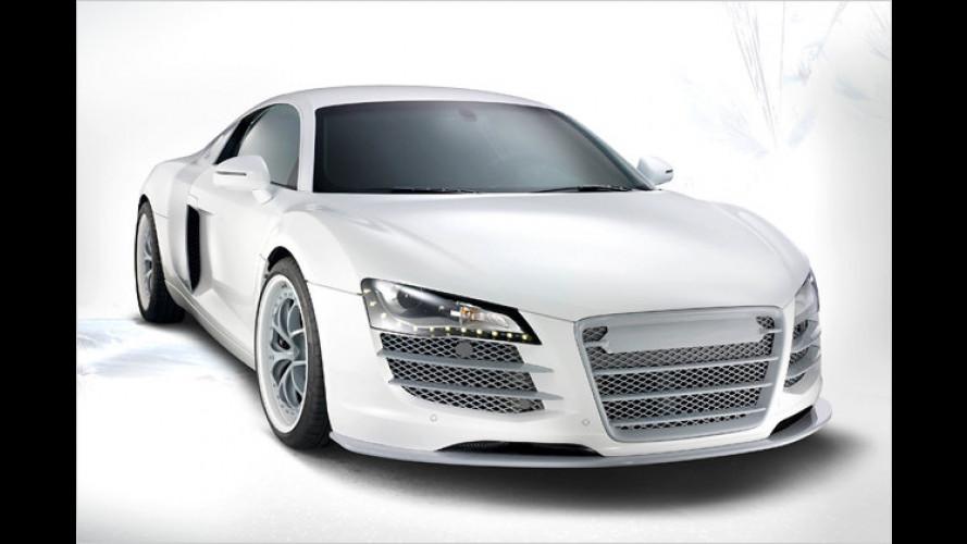 Kohle-Heizer: Audi R8 wird zum Spark Eight by Eisenmann