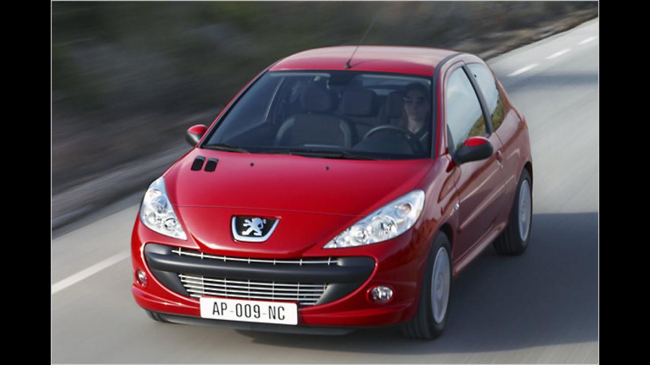 Peugeot 206+ HDi éco 70