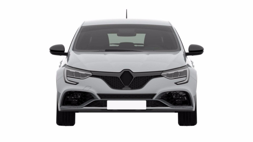 Renault Mégane RS 2018 - Imagens de patente