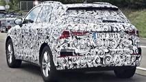 2018 Audi Q3 casus fotoğraflar