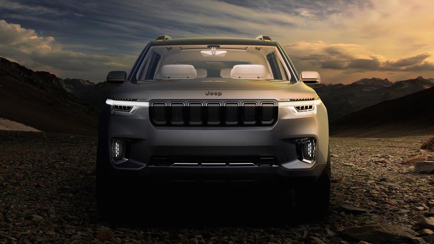 Jeep Concept Shanghai Auto Show