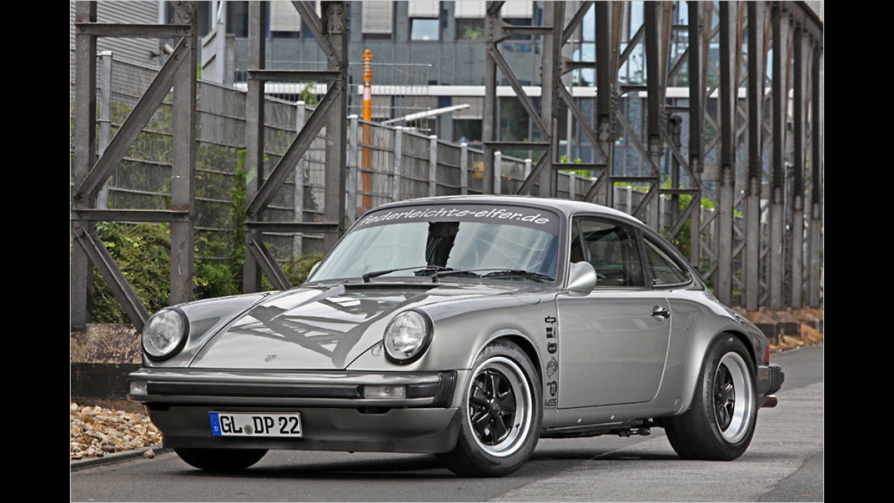 DP Motorsport Porsche 911 Sleeper