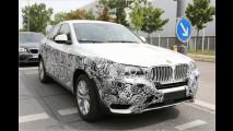 Erwischt: BMW X4