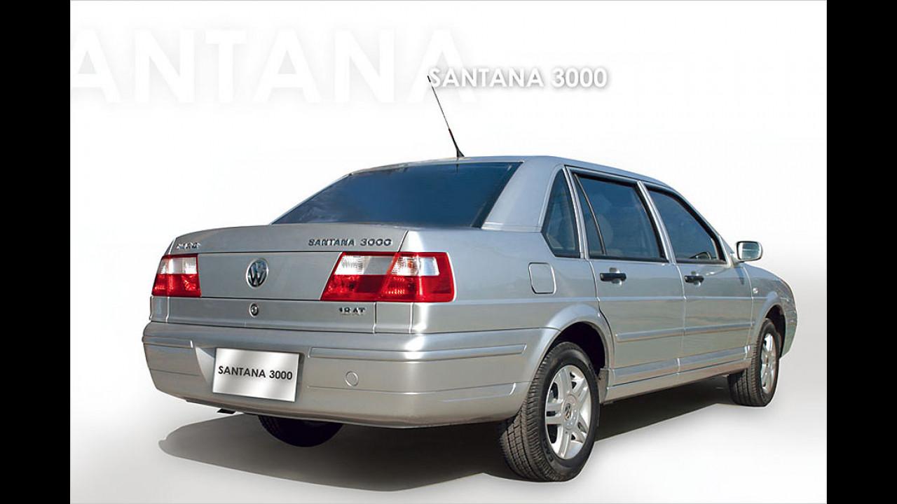 VW Santana 3000