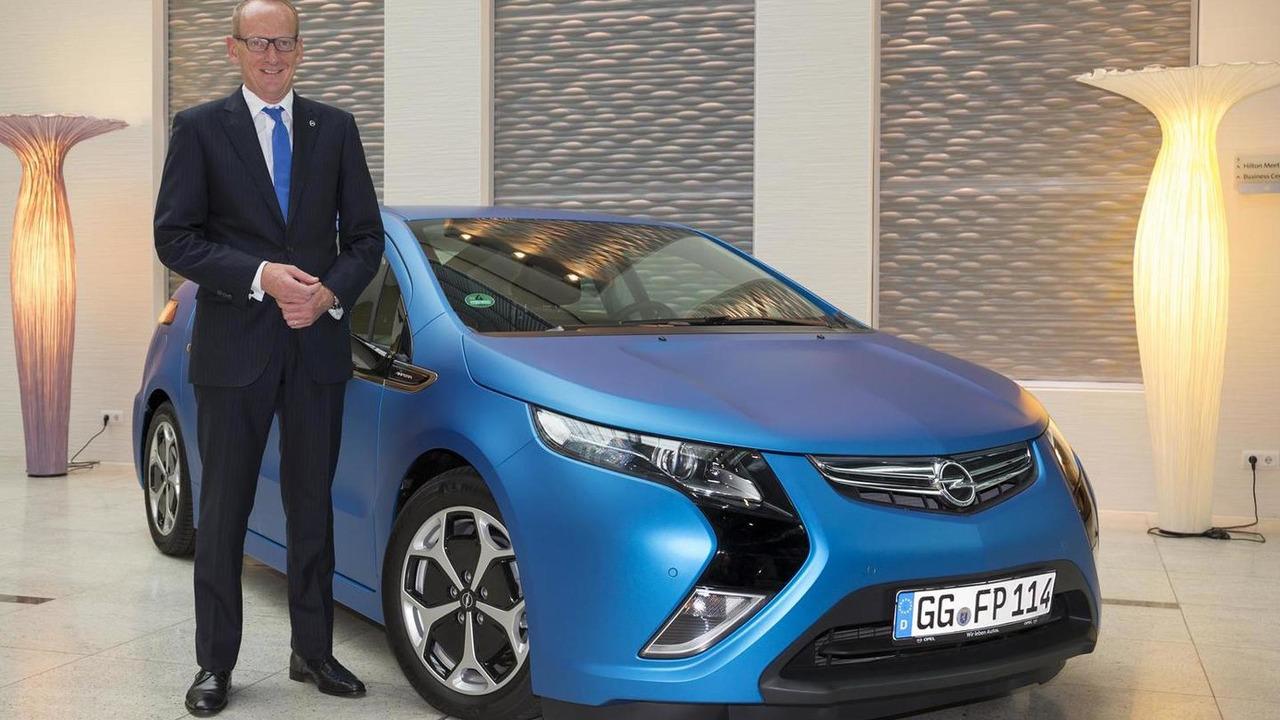 2014 Opel Ampera 09.09.2013