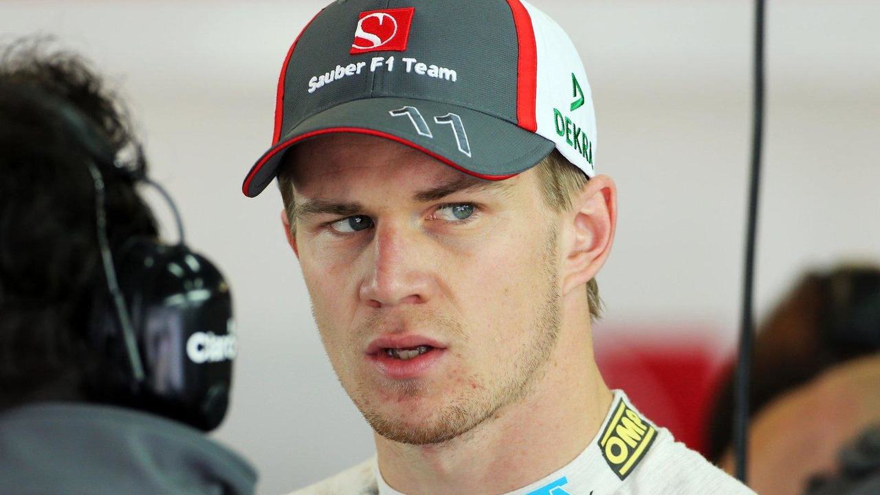 Nico Hulkenberg 05.07.2013 German Grand Prix