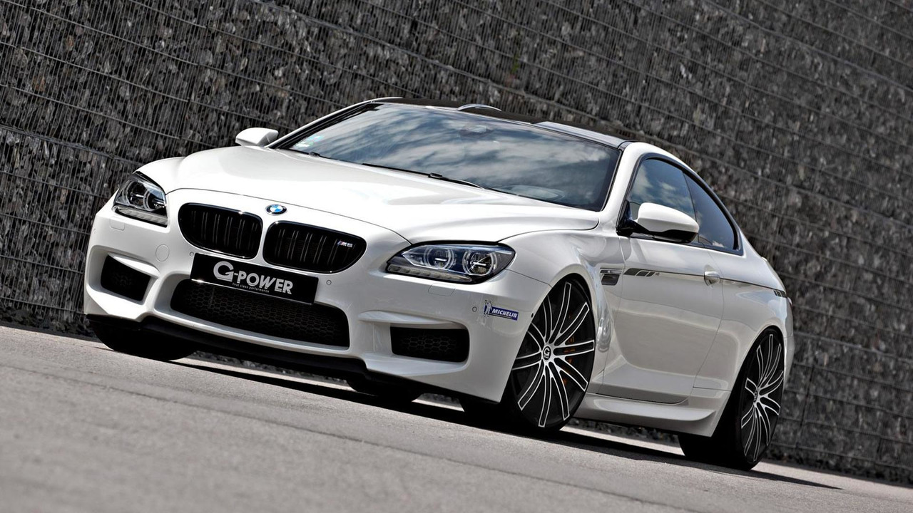 BMW M6 Coupe F13 By G Power 21082013