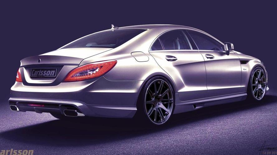 2012 Mercedes-Benz CLS by Carlsson