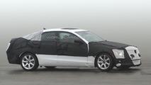 2013 Cadillac ATS spy photo - 11.3.2011